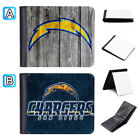 San Diego Chargers Leather Wallet Bifold Purse Men Card ID Holder $11.99 USD on eBay