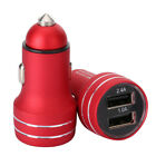 Car Charger 5V 2.4A 1A Quick Charge Dual USB Port Adapter Voltage For Phone 1PC