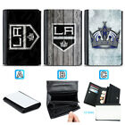 Los Angeles Kings Leather Wallet Purse Coin Credit Card ID Holde $13.99 USD on eBay