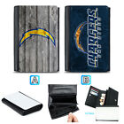 San Diego Chargers Leather Wallet Purse Coin Credit Card ID Holde $21.1 CAD on eBay