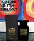 AUTHENTIC TOM FORD VENETIAN BERGAMOT 1,2,3,5,7  10ML SPRAY