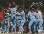 Jean Segura Phillies Walk-Off Home Run Autographed Signed Photo JSA PSA on Ebay