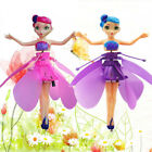 Cute Flying Fairy Magic Doll Infrared Induction Control Doll Girls' Gift Toys