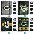 Green Bay Packers Leather Case For iPad Mini 1 2 3 4 Pro 9.7 10.5 Air $19.99 USD on eBay