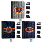 Chicago Bears Leather Case For iPad Mini 1 2 3 4 Pro 9.7 10.5 Air $19.99 USD on eBay