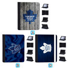 Toronto Maple Leafs Leather Case For iPad Mini 1 2 3 4 Pro 9.7 10.5 Air $19.99 USD on eBay