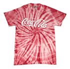 Coke Enjoy Refreshing Coca-Cola Logo Vintage Classic Drink Mens Tie Dye T Shirt $14.99  on eBay