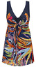 Wantdo Women One Piece Swimdress Plus Size