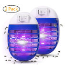 Electric Electronic Insect Fly Mosquito Bug Killer Trap Zapper UV LED Light/Lamp photo