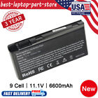 6600mAh BTY-M6D Battery For MSI GT70 E6603 GT60 0NC-007 GX60 T70 GT660 GX660