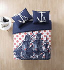 Seedlings by Thomas Paul Anchor Sailboat Nautical Comforter Set - Assorted Sizes