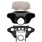 Batwing Inner Outer Fairings Windscreen For Harley Touring Electra Glide 96-13 $238.61 USD on eBay