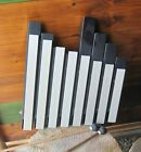 Xylophone - Metallaphone - Wing - 8 notes - G-Major with Tuned Resonators