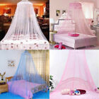 Kids Adult Bed Canopy Bed Lace Mosquito Net Curtain Bedding Dome Tent Room Decor image