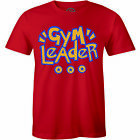 Gym Leader T-Shirt funny saying sarcastic workout fitness Men's Tee Best Gift