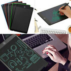 12'' Portable LCD Writing Tablet Electronic Drawing Board Notepad for Kids Adult