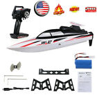 WLtoys WL915/WL912-A 2.4G 2CH Brushless 45km/h High Speed RC F1 Racing Boat N2S0