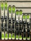 K2 Mammoth Mtn Junior System Skis w/ Tyrolia SP4.5 Adjustable Kids Bindings