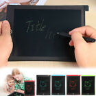 "8.5"" Digital Electronic LCD Writing Pad Tablet Drawing Graphic Board Notepad"