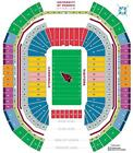 Arizona Cardinals vs Atlanta Falcons Sect 126 Row 7 on eBay