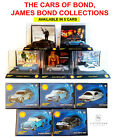 James Bond 007 Collection Set of 5 Car Movie Special Limited Edition SHELL 1:64 $15.88 USD on eBay