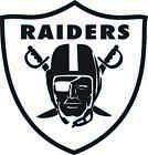 LAS VEGAS/OAKLAND RAIDERS Vinyl Decal / Sticker ** 5 Sizes ** $3.97 USD on eBay