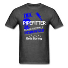 I'm a PipeFitter funny Porn Star Men's T-Shirt Gift Plus sizes Available