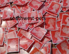 1ST  Class Unfranked RED  Security Stamps Off Paper Good Condition