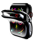 Soft TPU Full Screen Protector Case Cover For Apple Watch Series 1/2/3/4/5