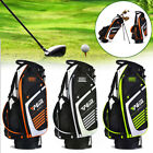 Multi Pockets PGM Golf Stand Cart Bag 14 Way Full Length Divider with Dual Strap
