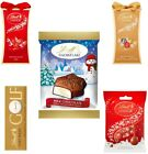 Lindt Lindor Milk / Assorted / Golf Balls / White & Snowflake Chocolate Truffles