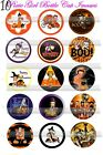 "Betty Boop Halloween Witch pumpkin15-150 1"" Precut Bottle Cap Images $2.49 USD on eBay"
