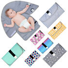 Waterproof Baby Diaper Changing Mat Travel Home Change Pad Portable Nappy Mat