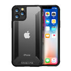 Shockproof Clear Case For iPhone 11/ 11 Pro Max Mosafe Bumper Hybrid Slim Cover