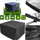 Waterproof Heavy Duty Furniture Cover Rattan Garden Outdoor Rain Protection Au