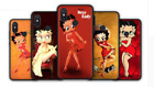 Sexy Girl Betty Boop Cover Case For Apple Iphone 6 7 8 X Xr Xs 11 Pro Max $15.86 CAD on eBay