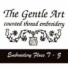 The Gentle Art Cotton Embroidery Thread Floss T - Z