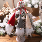 Christmas Gnome Christmas Tree Hanging Ornament Decoration Wine Bottle Cover Hat