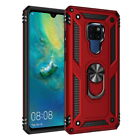 Luxury Armor Magentic Ring Case For Huawei Mate 20 Pro P20 Lite P Smart 2019