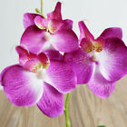 2* Artifical Flowers Fake Bouquet Butterfly Orchid Bridal Plant Bonsai NP2