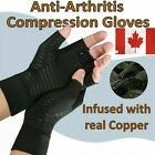 NEW Arthritis Gloves 1 Pair Highest Copper Content Medical joint Support S/M/L