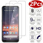 2Pcs For Nokia 1 Plus / 3.2 / 4.2 / 9 / X7 / 7.1 / 8 Tempered Glass Screen Prote