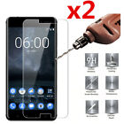 2Pcs For Nokia 1 Plus / 3.2 / 4.2 / 9 Tempered Glass Screen Protector Saver