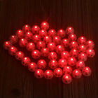 Mini Battery Powered LED Light Ball Glowing Light Party Bag Filler Favor Kid Toy