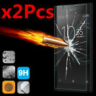 2Pcs For Sony Xperia X Performance Tempered Glass Screen Protector Saver