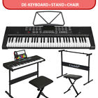 61 Keys Piano Keyboard Bundle & With Stand Chair Accessories -  4 Different Type - Best Reviews Guide