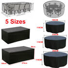 Au Waterproof Outdoor Furniture Cover Garden Patio Uv Table Sofa Protector Chair