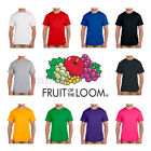 Fruit of the Loom Men's ( S~3XL & 5~10 oz ) Short Sleeves HD cotton T-Shirt image