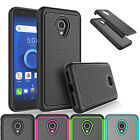 For Alcatel Tcl Lx A502dl Idealxtra 5059r 1x Evolve Phone Silicone Case Cover