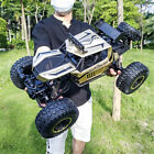 4WD RC Monster Truck Off-Road Vehicle 2.4G Remote Control Crawler Car XYCQ ^ <br/> ▲Alloy shell ▲Large size ▲45 ° climbing▲